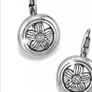 Brighton collectibles summerset earrings NWT